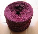 かぎ針編みの帽子の使用糸