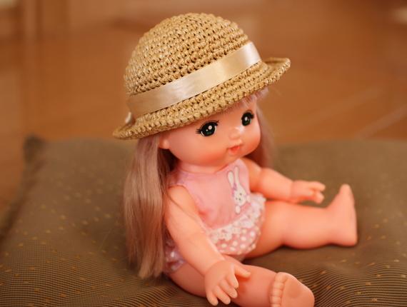 アンダリヤでメルちゃんの帽子
