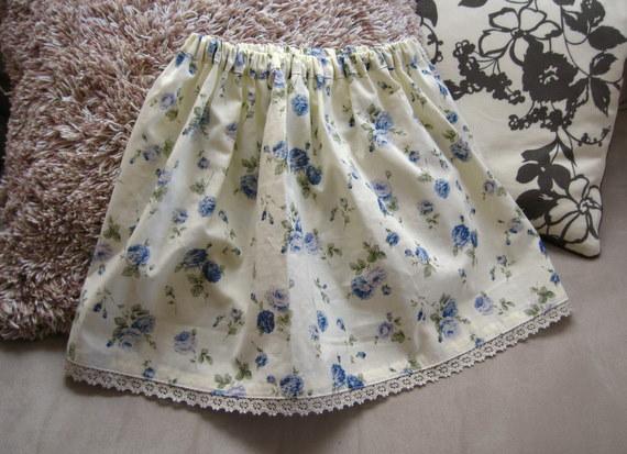 子どものスカート