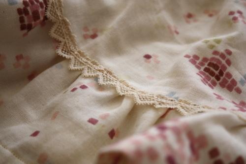 naniIroダブルガーゼのスカート