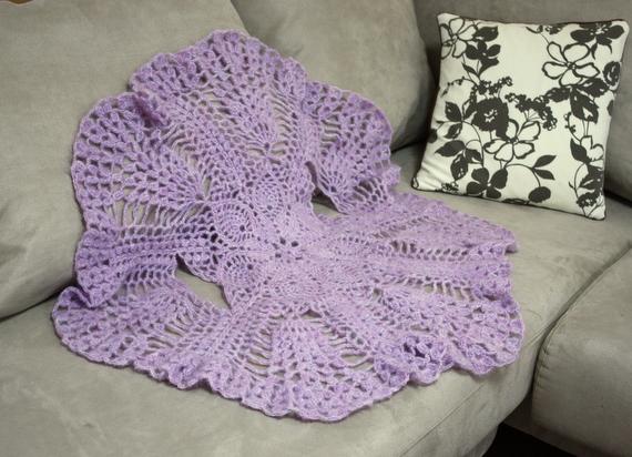 かぎ針編み ベスト