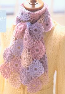 優しいかぎ針編み