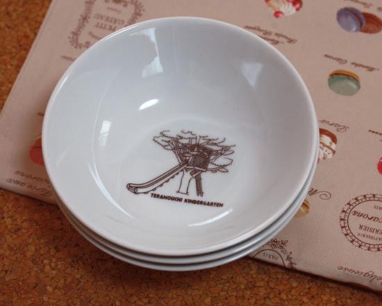 卒園記念品のお皿