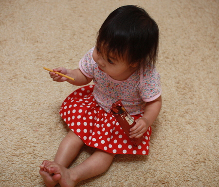 ミニーちゃんスカート